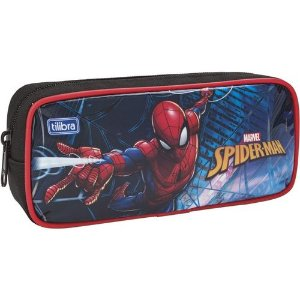 ESTOJO ESCOLAR G SPIDERMAN (TILIBRA)