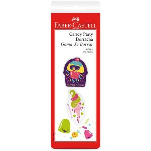 BORRACHA CANDY PARTY FABER CASTELL