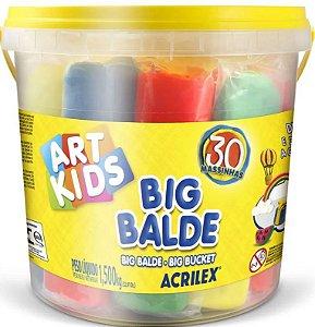 BIG BALDE MASSINHA 1.5KG ACRILEX
