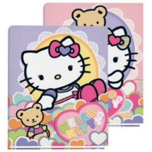 CADERNO BROCHURAO CD 96F HELLO KITTY (TILIBRA)