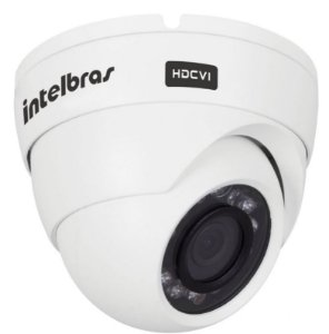 CÂMERA SEG 3220 DOME G4 3.6MM 20 IR FULL HD VHD INTELBRAS