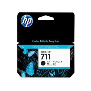 CARTUCHO HP 711 PRETO 38 ML ORIGINAL
