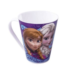 CANECA FROZEN (PLASTICO)(360ML)(PLASUTIL)(8174)