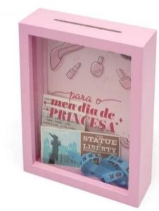 COFRE PORTA RETRATO DIA DE PRINCESA LUDI
