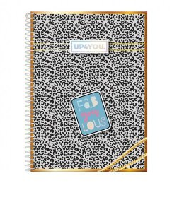CADERNO CD UNV 10MAT UP4YOU  FORONI