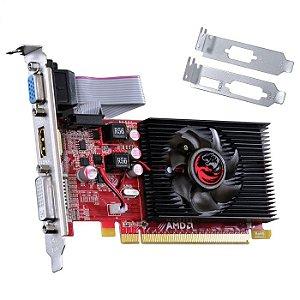 PLACA DE VIDEO   512M DDR3 64 BITS RADEON HD5450 PCYES LPS54506401D3LP