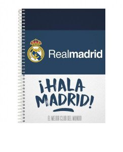 CADERNO CD UNV 10MAT REAL MADRI FORONI
