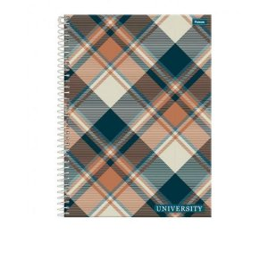 CADERNO CD UNV 01MAT UNIVERSITY FORONI
