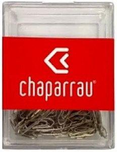 CLIPS NIQUELADO 5/0 CX.100UN CHAPARRAU