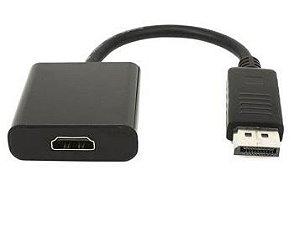 CONVERSOR DISPLAYPORT-MACHO X HDMI-FEMEA 18CM F3 620