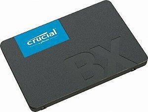 HARD DISK SSD 480 GB SATA 3 CRUCIAL BX500 CT480BX500SSD1