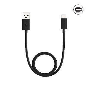 CABO USB TIPO C (1 MT)(PRETO)(MOTOROLA)(SJ6473ET1)(ORIGINAL)