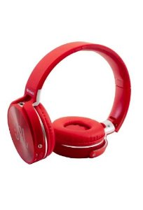FONE BLUETOOTH/SD/FM JB950 SUPER BASS JBL VERMELHO