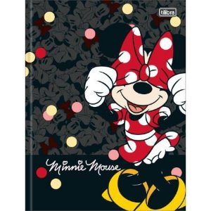 CADERNO BROCHURAO CD 80F MINNIE (TILIBRA)