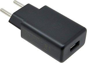 CARREGADOR TIPO C TURBO POWER 15+ 1 USB+CABO MOTOROLA ORIGINAL