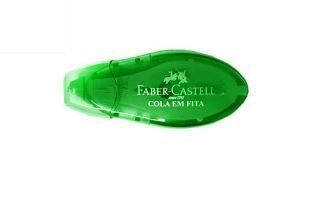 COLA EM FITA BALEIRO SORTIDAS FABER CASTELL