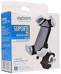 SUPORTE CEL P/ BICICLETA/MOTO EXBOM SP-C86