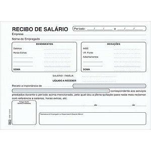 RECIBO DE SALARIO 100F TILIBRA