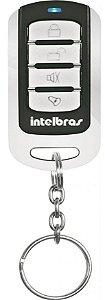 CONTROLE REMOTO INTELBRAS XAC 3000 4K PRETO/PRATA