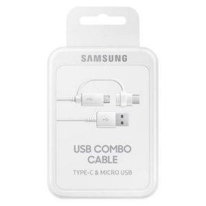 CABO USB V8 / TIPO-C (SAMSUNG)(EP-DG930D)(ORIGINAL)