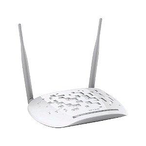 MODEM ADSL+WIRELESS TP-LINK 300 2 ANT USB WIRELESS TD-W9970