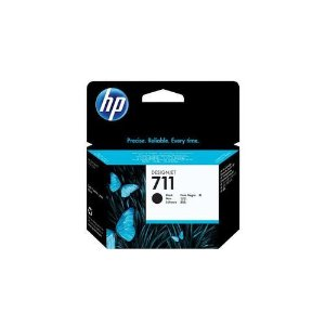 CARTUCHO HP 711 PRETO 80ML ORIGINAL