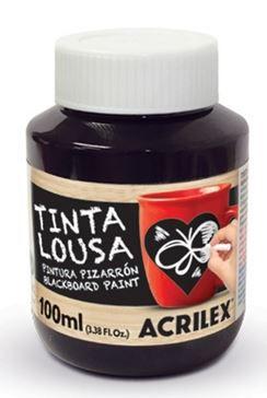 TINTA LOUSA 100ML ACRILEX 520