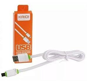 CABO USB V8 1MT ALTOMEX KD-305