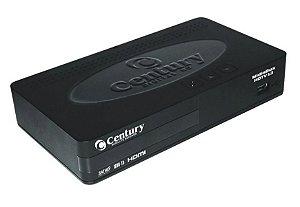 RECEPTOR TV CENTURY MIDIA BOX HDTV B3