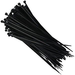 ABRACADEIRA PLASTICA (4,8MMX40CM)(PC.50UN)(PRETO)(ENER)A48-E400P