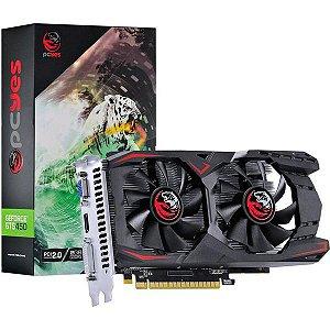 PLACA DE VIDEO 128 BITS 2GB DDR5 GEFORCE GTS450 PCYES PA45012802G5