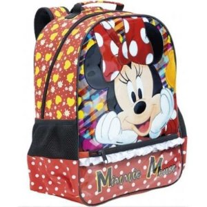 MOCHILA ESCOLAR MINNIE ITS ALL ABOUT MINNIE P (XERYUS) 8923