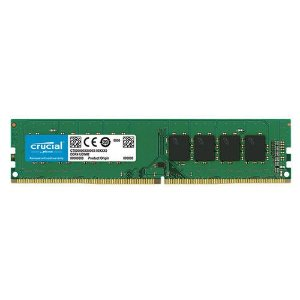 MEMORIA 4.0 GB (DDR4)(2400)(CRUCIAL)(CL17)(CT4G4DFS824A)