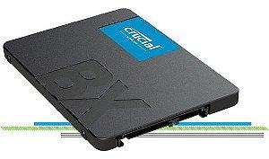 HARD DISK SSD 120 GB SATA 3 CRUCIAL CT120BX500