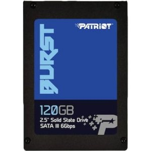 HARD DISK SSD 120 GB SATA 3 PATRIOT PE000541-PBU120GS25SSDR