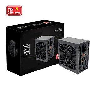 FONTE ALIMENTACAO 500W ATX BRAZIL PC BPC/5330-B