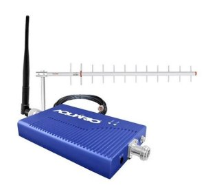 REPETIDOR CELULAR + ANTENA 800MHZ 60DB (MINI)(AQUARIO)RP-860