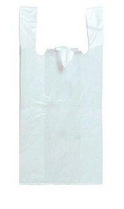SACOLA PLASTICA BRANCA 24X34 PC.1000UN PLASMEL 200147/1