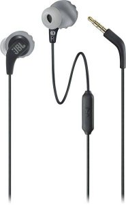 FONE BLUETOOTH JBL ENDURANCE RUN PRETO ORIGINAL