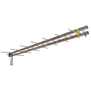 ANTENA TV DIGITAL 20 DBI HDTV/UHF EXTERNA BEDIN LOG-28