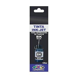 TINTA EPSON 100ML PRETO OFF PAPER COMPATIVEL