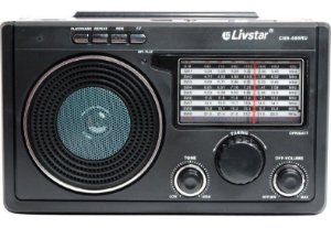 RADIO AM/FM/SD/USB LIVSTAR CNN-686RU