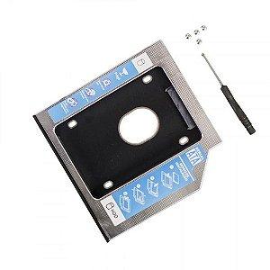 ADAPTADOR   LEITOR DVD X HD 2.5/SSD  9,5MM  HO CHD-006