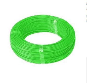 CABO FLEXIVEL 1X2,5MM 750V  VERDE INDUSFLEX 67