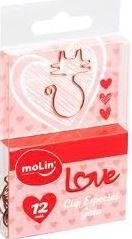 CLIPS GATO 12UN MOLIN