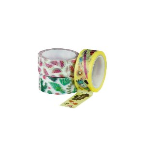 WASHI TAPE NATURE UNITARIO 15MMX5M BRW WT1560