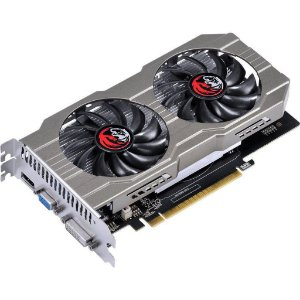 PLACA DE VIDEO 128 BITS 2GB DDR5 GEFORCE GTX 750TI PCYES PA75012802G5