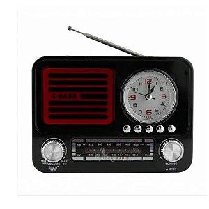 RADIO AM/FM SD/USB/SW ALTOMEX A-5199T