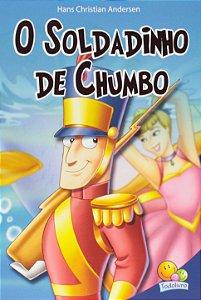 LIVRO HISTORIA O SOLDADINHO DE CHUMBO CLASSIC STARS TODO O LIVRO