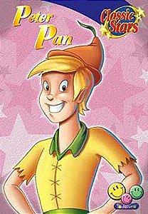LIVRO HISTORIA PETER PAN CLASSIC STARS TODO O LIVRO